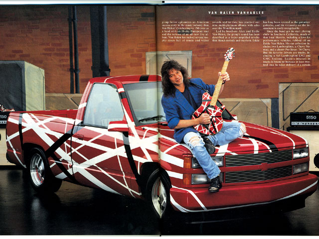 Vanhalen Car Paint Jobs
